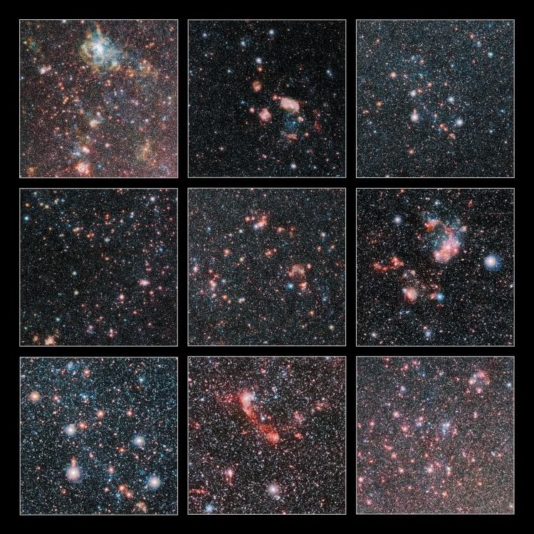 Фото дня: качественный снимок Большого Магелланова Облака