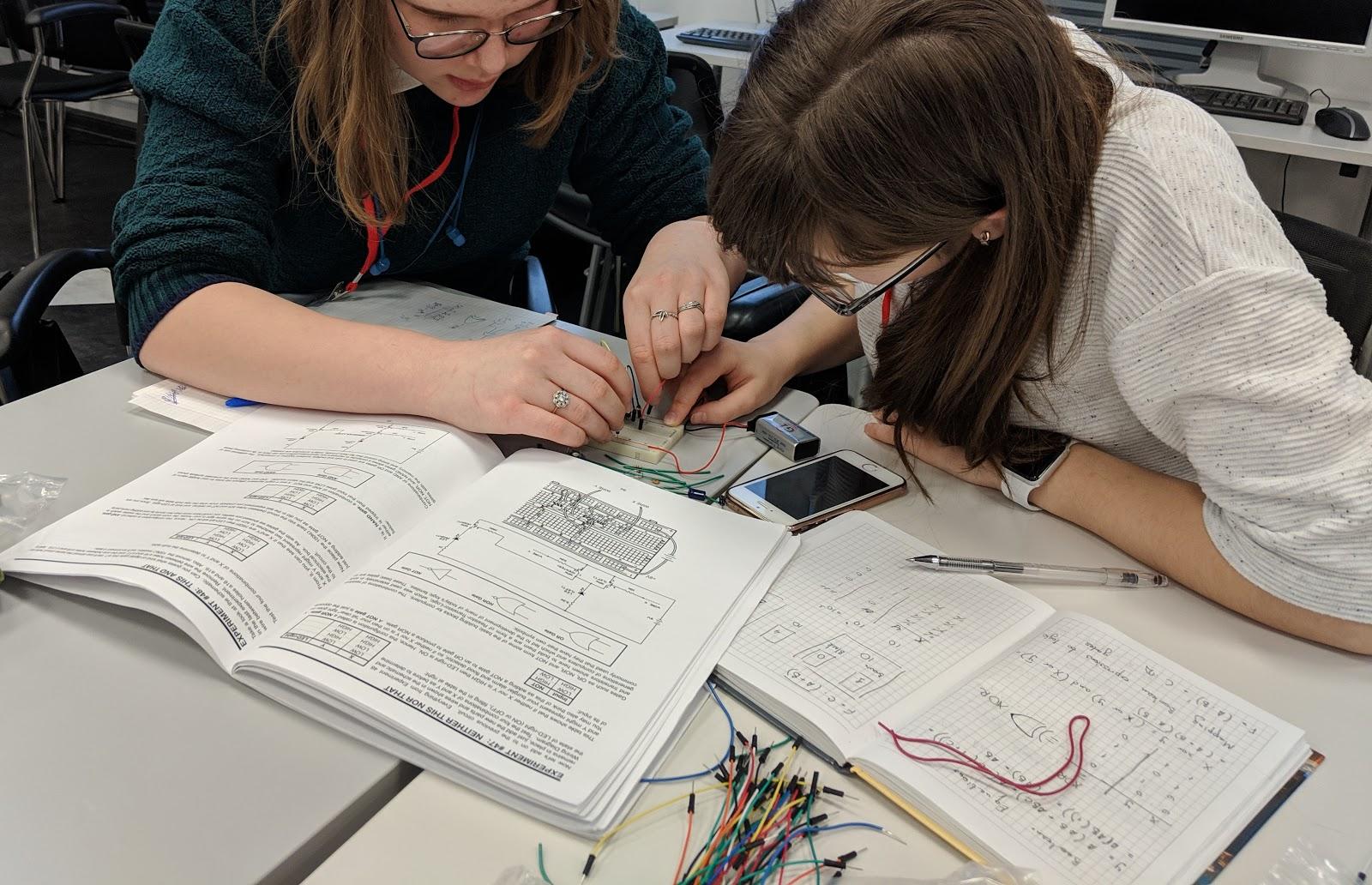 Подход интенсивного обучения STEM - 4