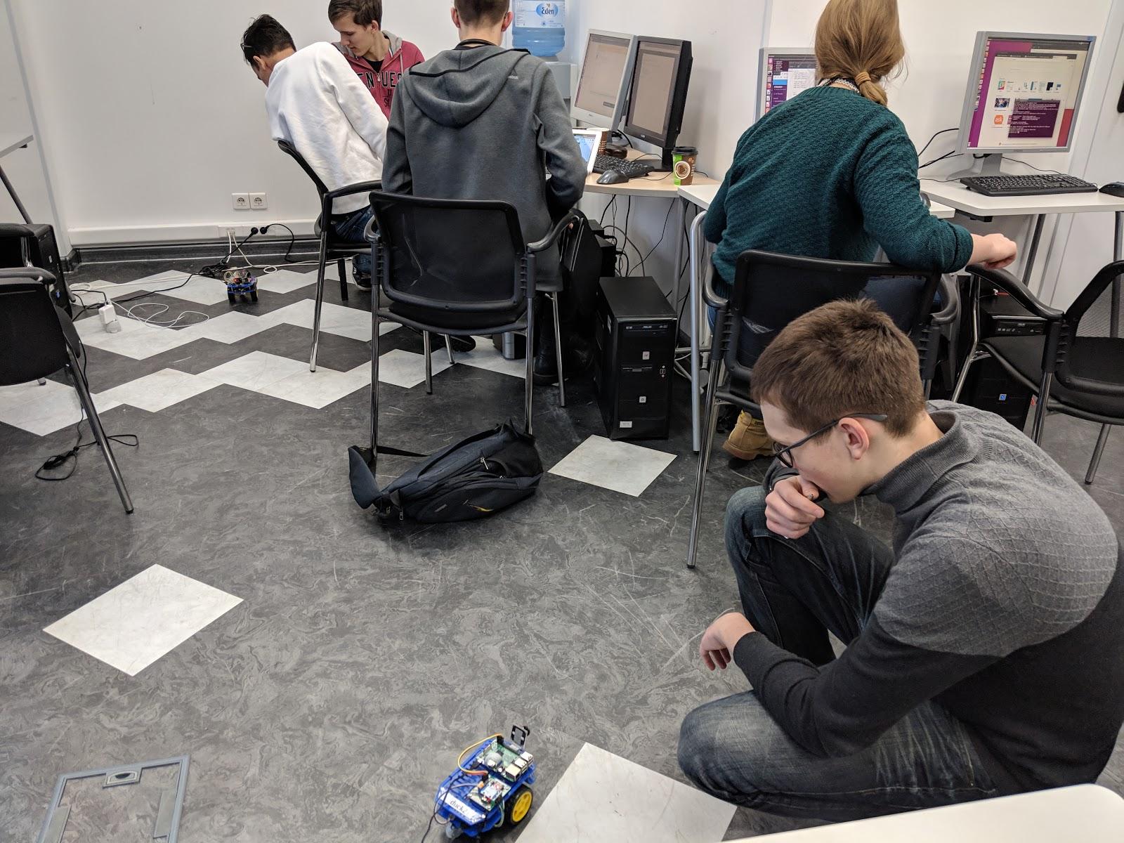 Подход интенсивного обучения STEM - 5