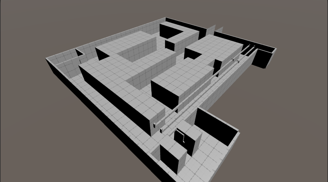 Путь от хирургии к геймдеву или первый опыт мобильной разработки на Unity - 1