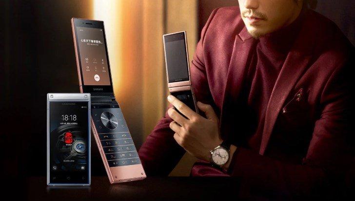 Флагманский смартфон-раскладушка Samsung W2020 получит 512 ГБ в базовой версии