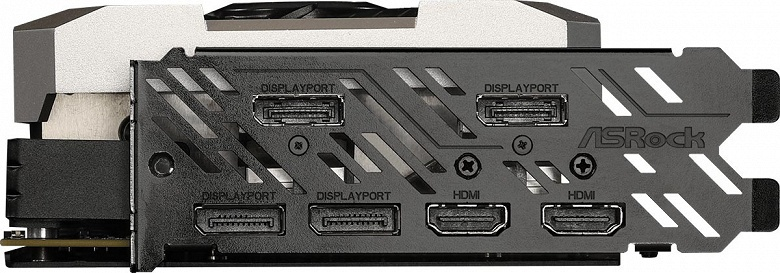 Представлена 3D-карта ASRock Radeon RX 5700 XT Taichi X 8G OC+
