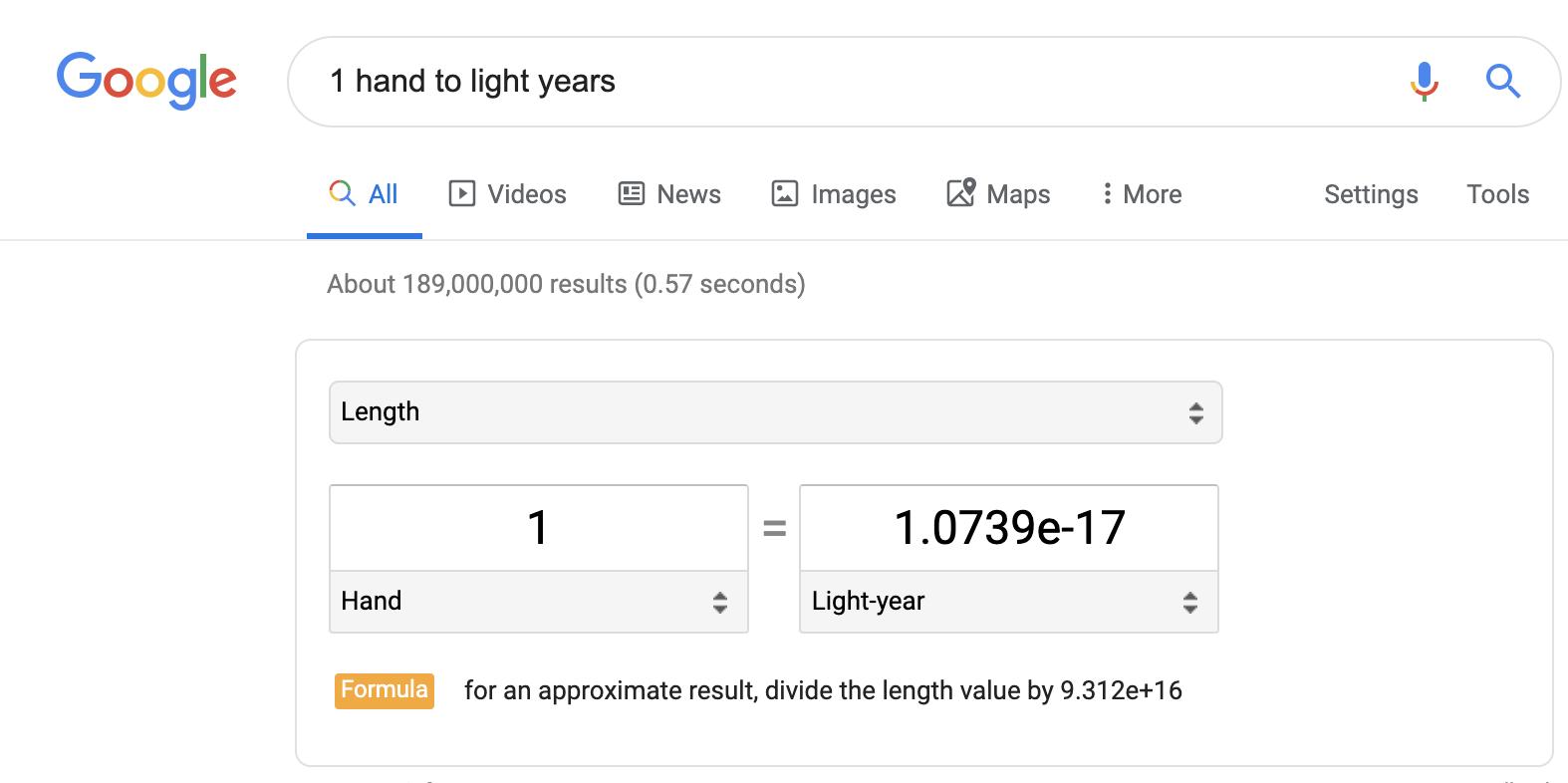 Разбор задачи с собеседования Google: поиск соотношения - 2