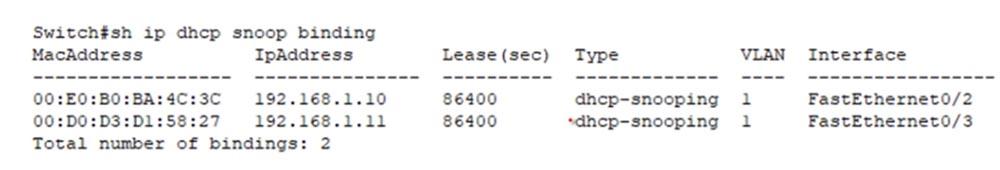 Тренинг Cisco 200-125 CCNA v3.0. День 41. DHCP Snooping и Nondefault Native VLAN - 8