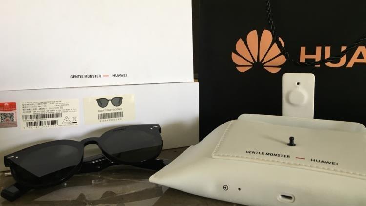 «Умные» очки Huawei Smart Eyewear поступили в продажу в Китае