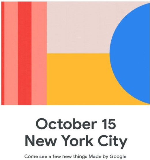 Google объявила дату дебюта Pixel 4 и Pixel 4 XL
