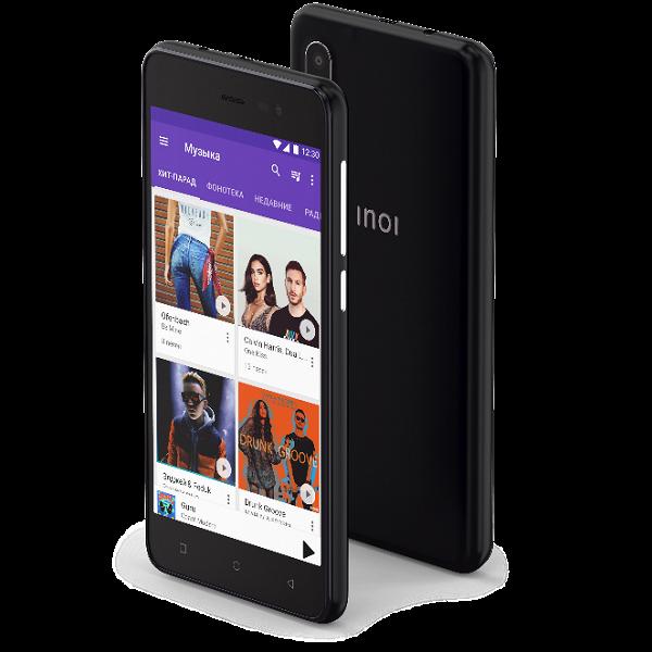 Inoi начала продажи смартфонов на базе SoC Unisoc на российском рынке