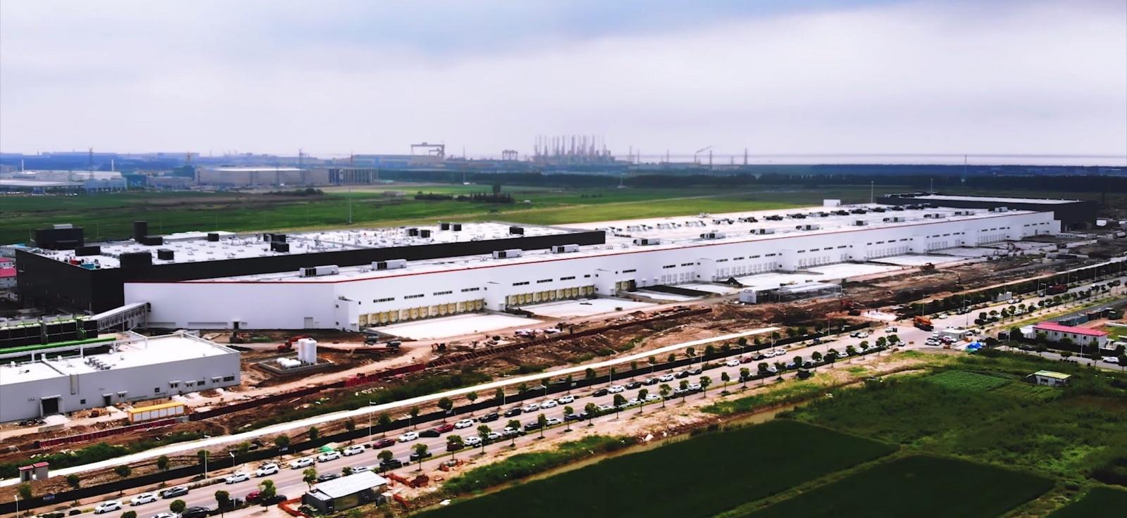 Tesla готовится к пуску производства на своей третьей «Гигафабрике» - 1