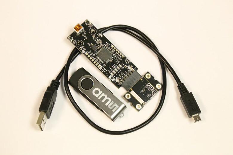Производитель называет ams TMD2635 самым маленьким в мире цифровым инфракрасным датчиком приближения
