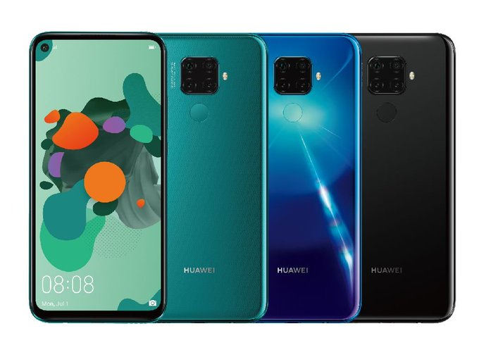 Раскрыта главная тайна Huawei Mate 30 Lite. Смартфон показан на официальных изображениях