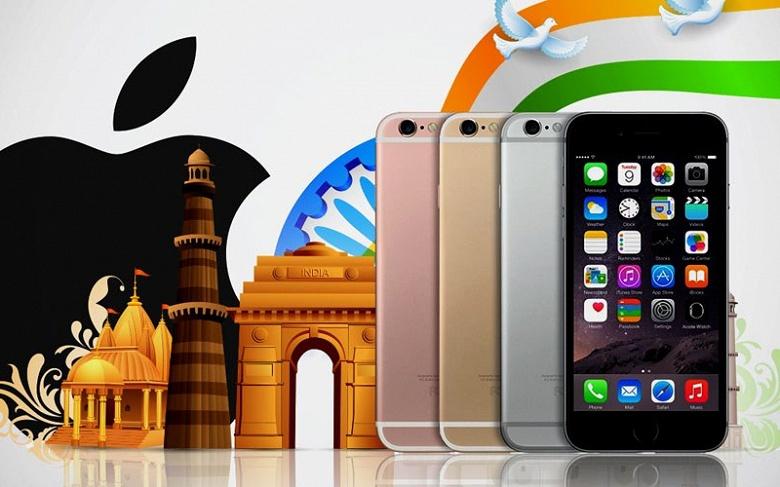 Apple инвестирует в свой индийский бизнес 1 млрд долларов