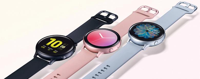 Аккумулятор с беспроводной зарядкой в подарок. Умные часы Samsung Galaxy Watch Active 2 можно заказать в России дешевле, чем в Европе