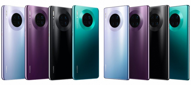 Без приложений Google запуск бесполезен. Смартфоны Huawei Mate 30 Lite, Mate 30 и Mate 30 Pro отменены в Европе
