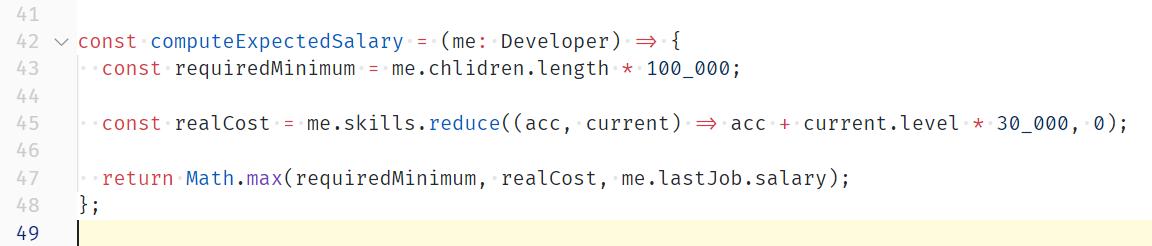 Как разработчик, я никогда не знаю себе цену, потому что её нет. Но вся система построена так, как будто она есть - 2