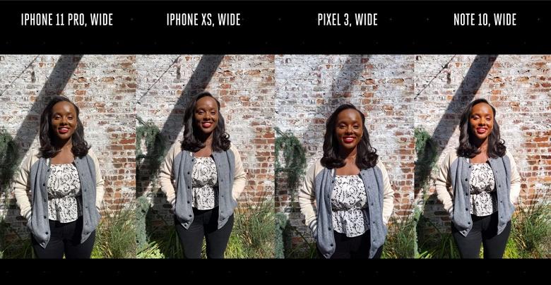 Камера iPhone 11 Pro против конкурентов. Первые обзоры позволяют сделать предварительные выводы