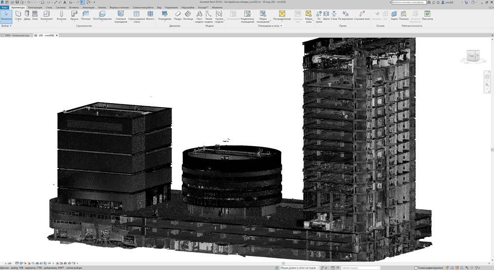 Пиу-пиу лазером — и видно косяки строителей: сверхточная модель здания на основе лазерного сканирования - 14