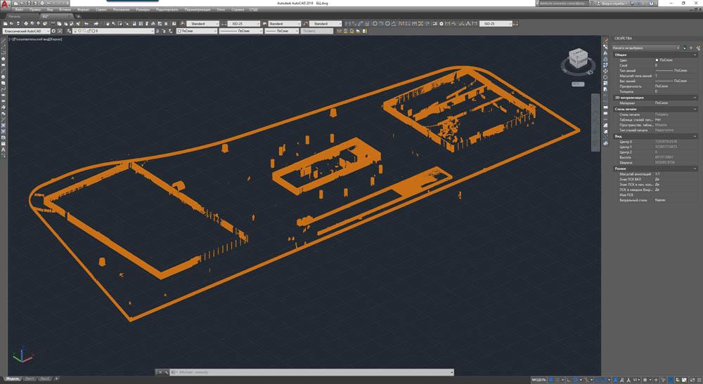 Пиу-пиу лазером — и видно косяки строителей: сверхточная модель здания на основе лазерного сканирования - 15
