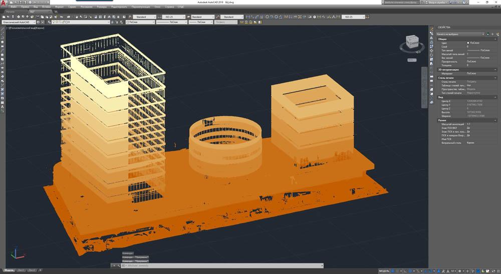 Пиу-пиу лазером — и видно косяки строителей: сверхточная модель здания на основе лазерного сканирования - 16