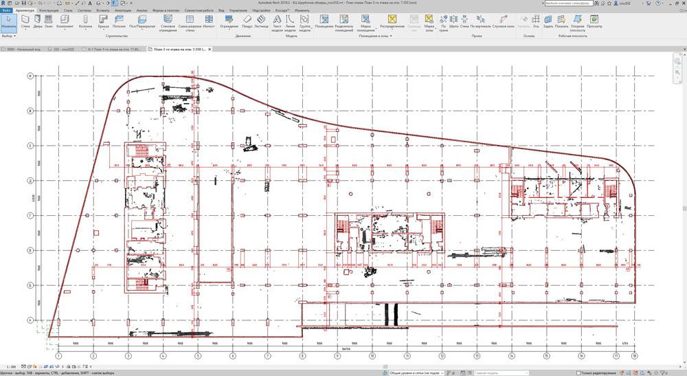 Пиу-пиу лазером — и видно косяки строителей: сверхточная модель здания на основе лазерного сканирования - 18