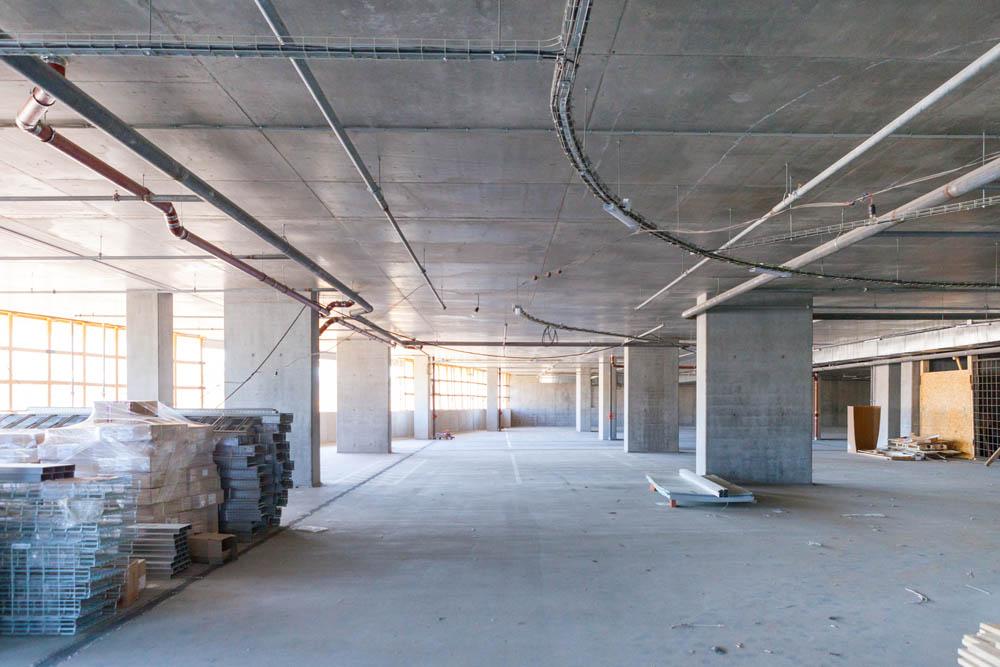 Пиу-пиу лазером — и видно косяки строителей: сверхточная модель здания на основе лазерного сканирования - 19