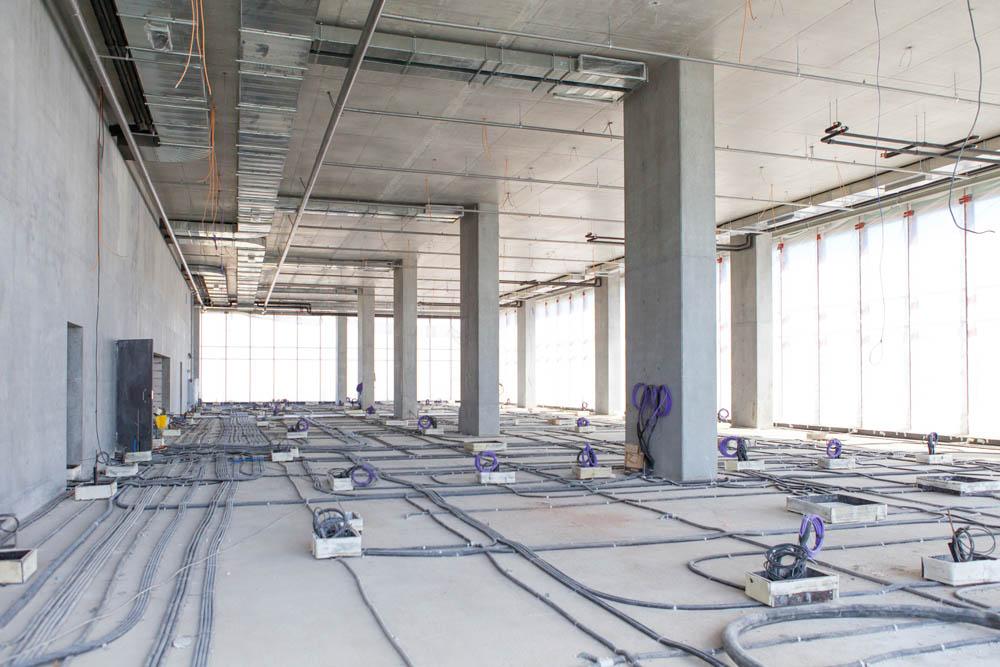 Пиу-пиу лазером — и видно косяки строителей: сверхточная модель здания на основе лазерного сканирования - 21
