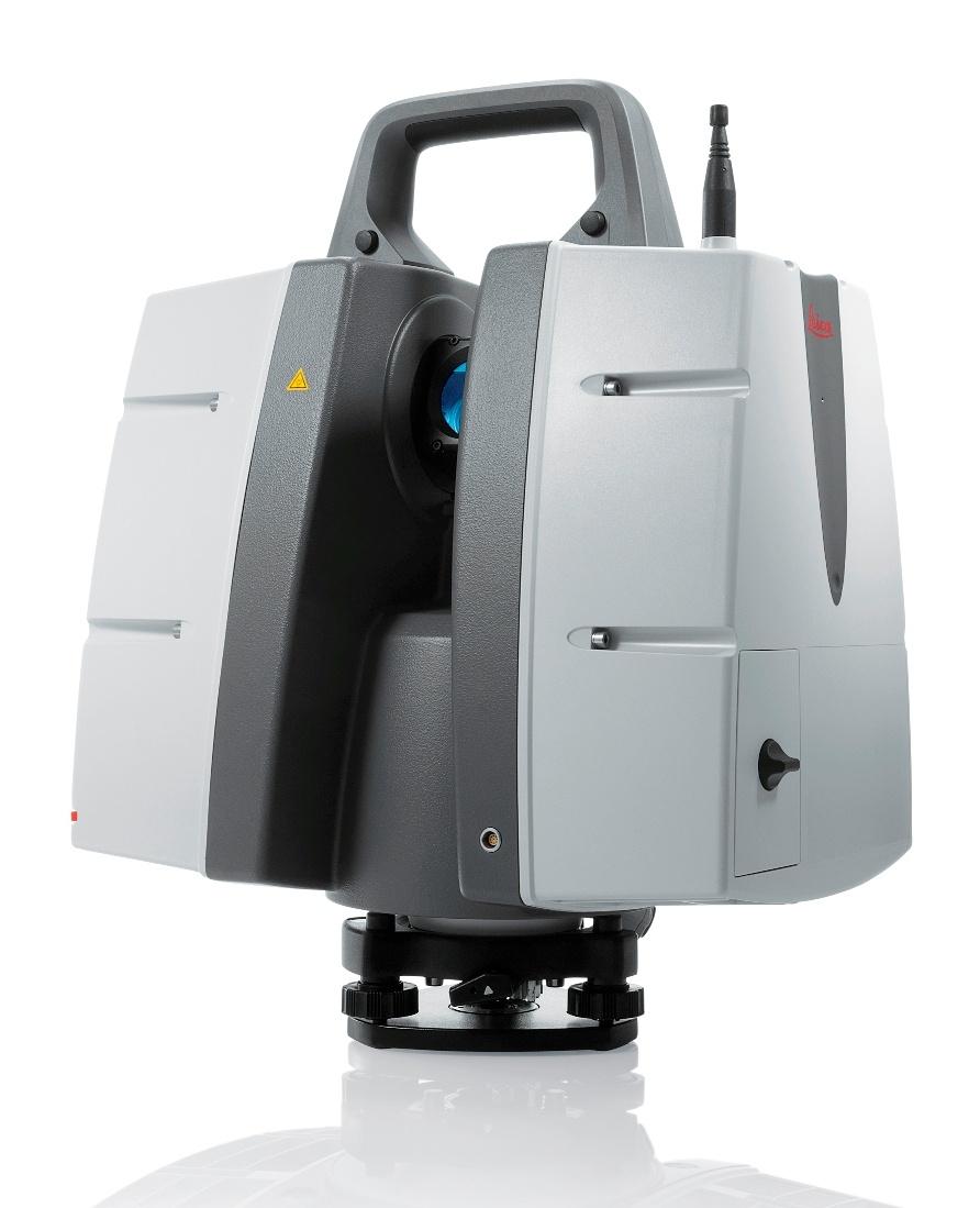 Пиу-пиу лазером — и видно косяки строителей: сверхточная модель здания на основе лазерного сканирования - 3