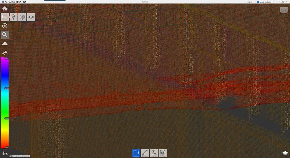 Пиу-пиу лазером — и видно косяки строителей: сверхточная модель здания на основе лазерного сканирования - 8