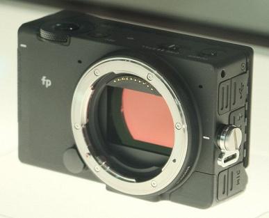 Появилась дополнительная информация о полнокадровой беззеркальной камере Sigma fp