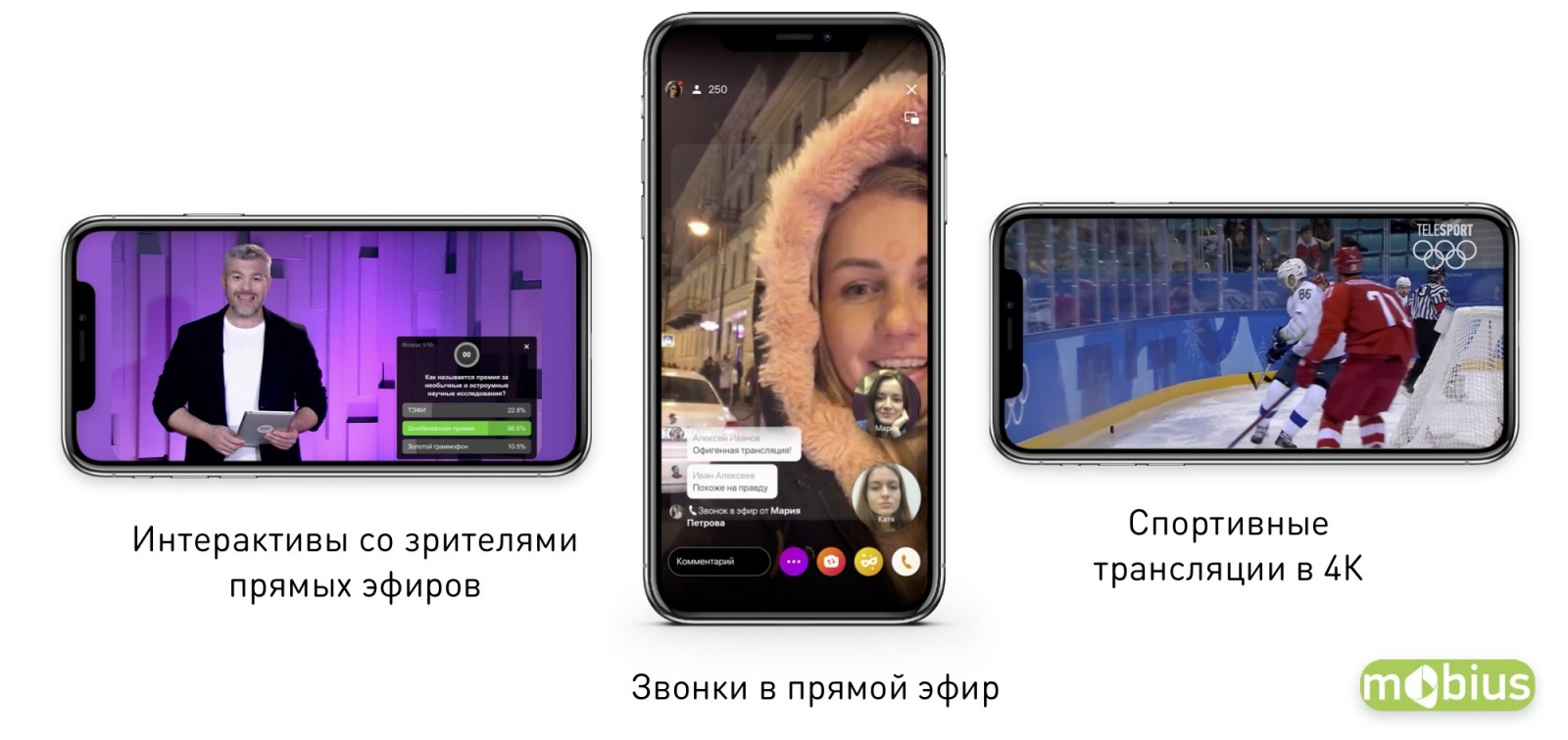 Смотри меня полностью: выжимаем максимум из live video на мобильных платформах - 32