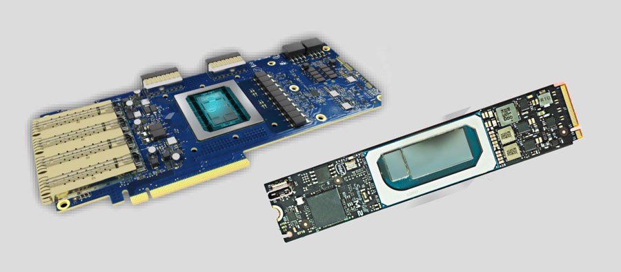 Intel Nervana NNP-T и NNP-I — специализированные чипы для AI - 1