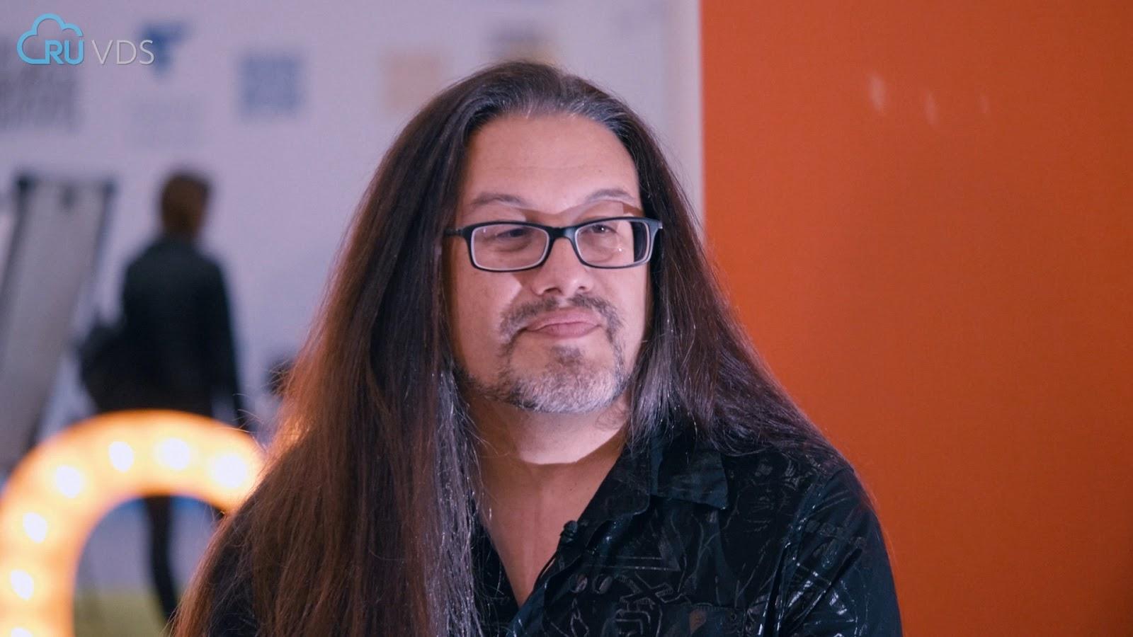 Джон Альфонсо Ромеро — человек, который создал Doom и Quake - 2