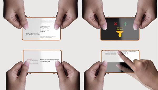 Эволюция визиток: от карточки до приложения - 5