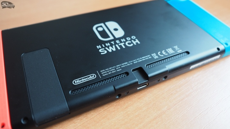 Обновлённая Nintendo Switch: краткий обзор изменений