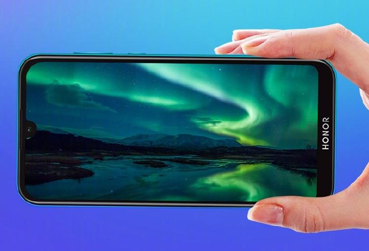Смартфон Honor Play 3e с 5,71″ дисплеем формата HD+ стоит 0