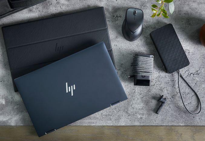 990 граммов, 24,5 часа автономности и Wi-Fi 6: представлен ноутбук-трансформер HP Elite Dragonfly
