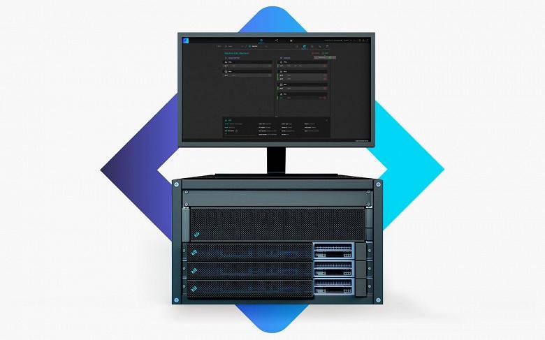 Liqid предлагает платформу хранения, включающую до 12 ТБ памяти Intel Optane