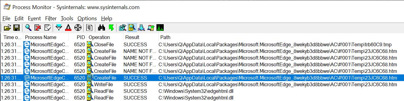 Microsoft Edge – Универсальный XSS - 2