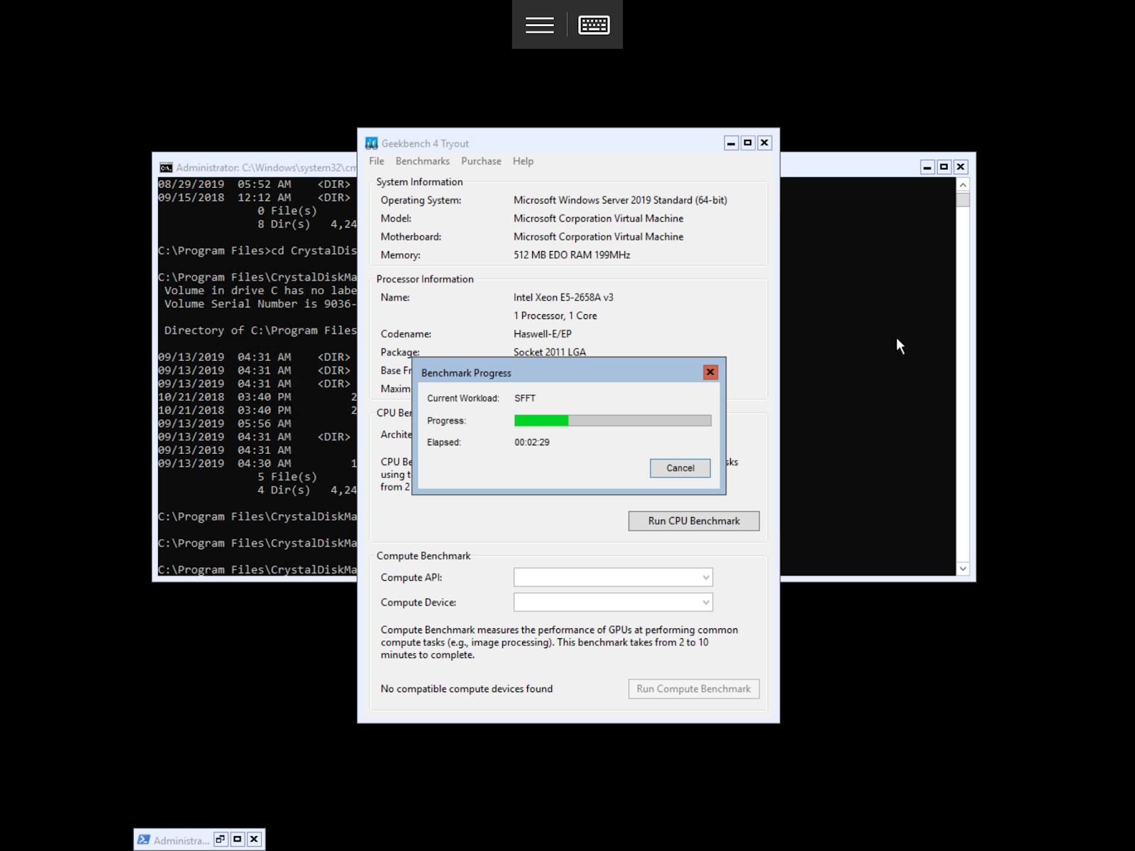 VDS с лицензионным Windows Server за 100 рублей: миф или реальность? - 3