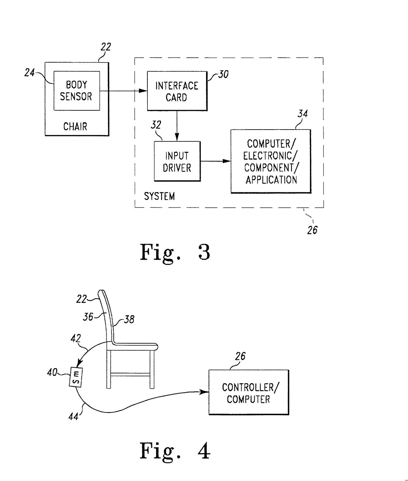 Качаем пресс с помощью игрового контроллера, или 8 необычных патентов на устройства ввода - 15