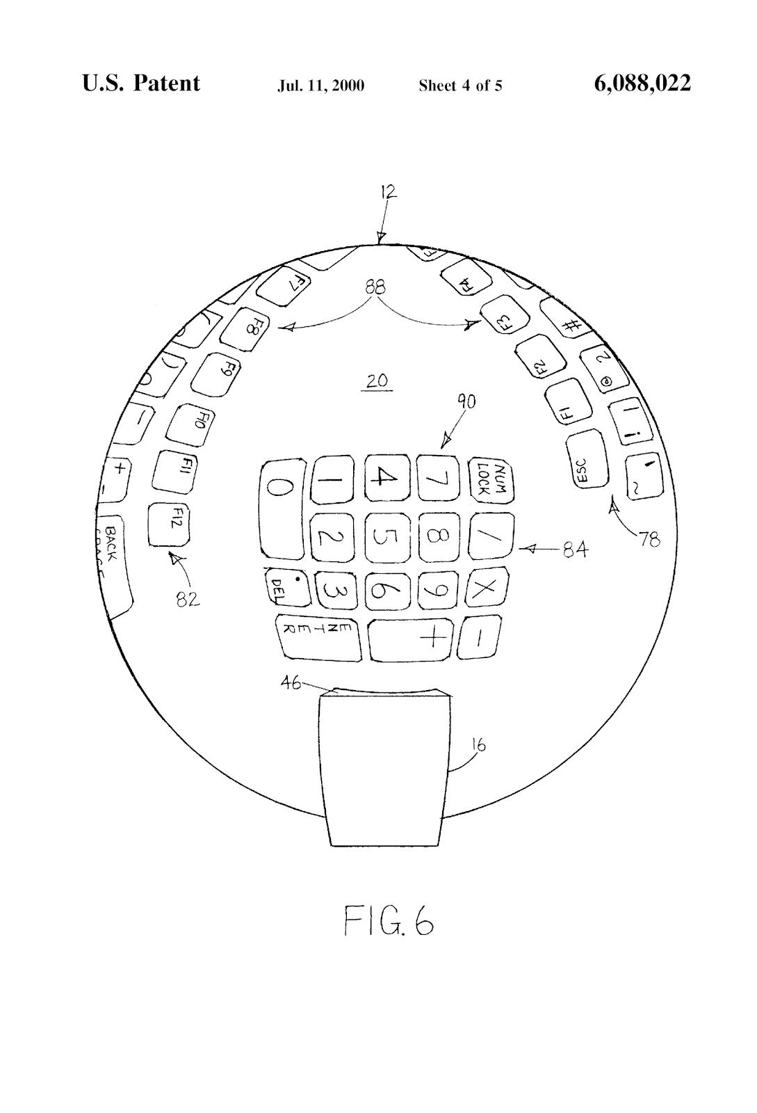 Качаем пресс с помощью игрового контроллера, или 8 необычных патентов на устройства ввода - 6