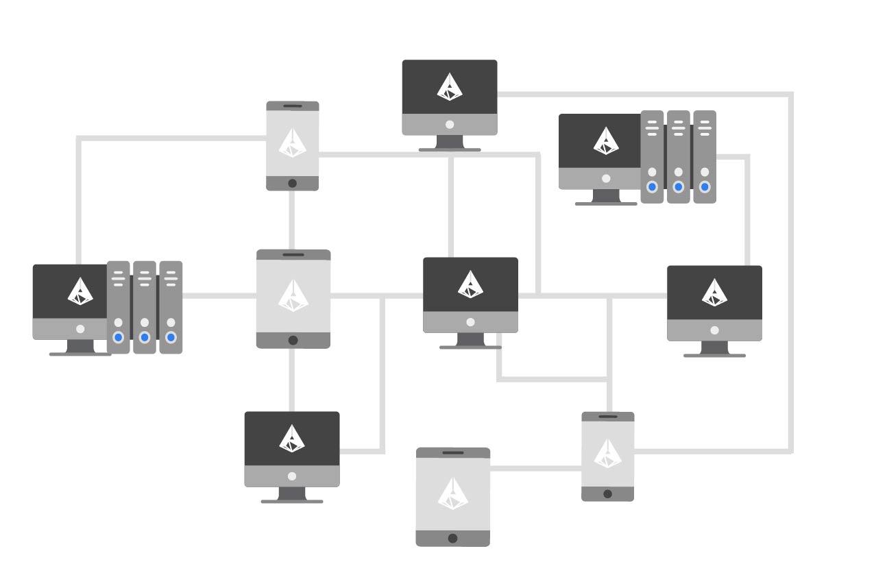 Как работает децентрализованный мессенджер на блокчейне - 1
