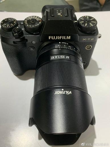 Появилась дополнительная информация о новых автофокусных объективах Viltrox для беззеркальных камер