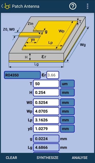 Android для радиоинженера (и не только) - 11
