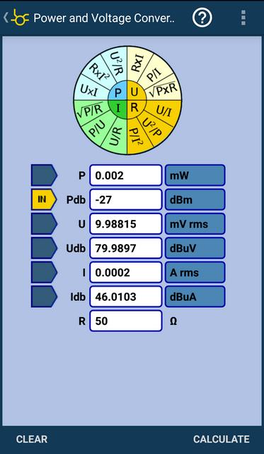 Android для радиоинженера (и не только) - 7