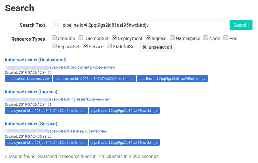 Анонс веб-интерфейса Kubernetes Web View (и краткий обзор других web UI для Kubernetes) - 10