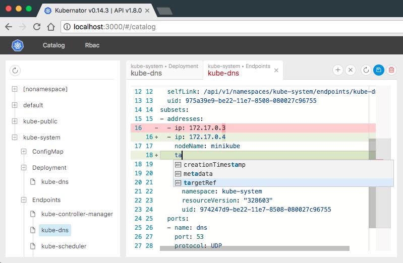 Анонс веб-интерфейса Kubernetes Web View (и краткий обзор других web UI для Kubernetes) - 4