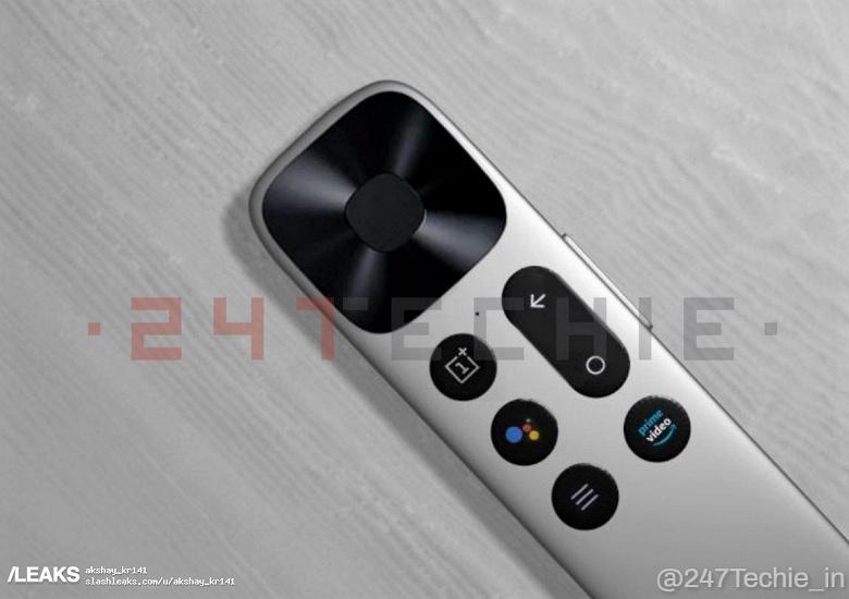 Цена контента. Пульт OnePlus TV получил неожиданную кнопку
