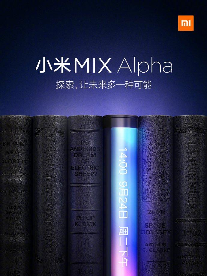 Даже больше 100%. Экран Xiaomi Mi Mix Alpha изгибается на угол более 90 градусов