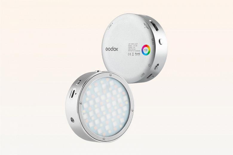 Мобильные источники света Godox R1 и RF1 напоминают недавно представленные новинки Profoto