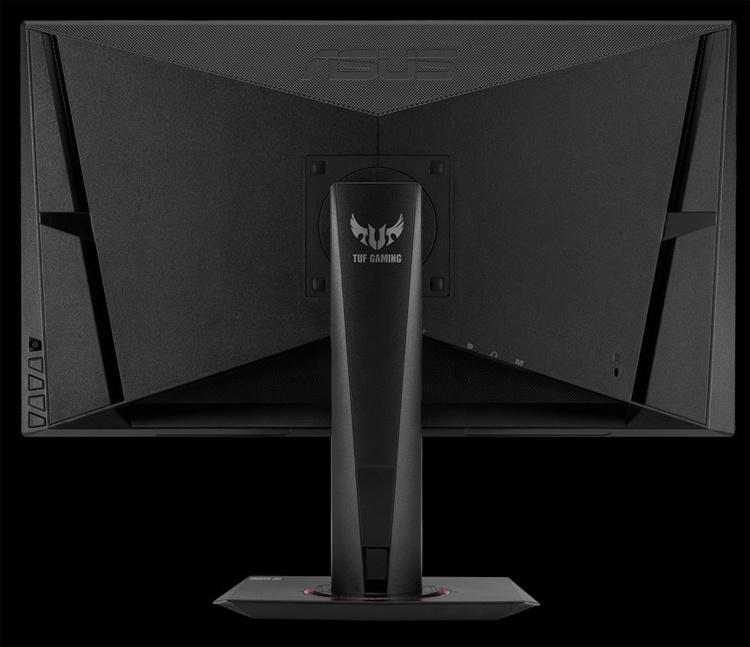 Монитор ASUS TUF VG27AQ для игр обладает разрешением WQHD и поддержкой HDR